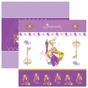 Folha_para_Scrapbook_Dupla_Face_Colecoes_Disney_Toke_e_Crie_Rapunzel_1_Cenario_e_bandeirolas_20719