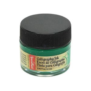 Tinta_Caligrafica_Speedball_12ml_Verde_Esmeralda_3103