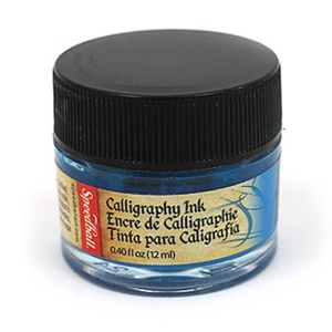 Tinta_Caligrafica_Speedball_12ml_Azul_Indigo_3102