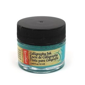 Tinta_Caligrafica_Speedball_12ml_Verde_Azulado_3106