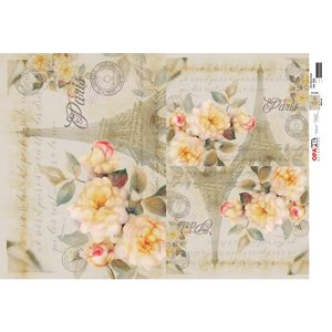 OPAPEL-30X45---Flor-Rosa-Paris---2524---7898507338541