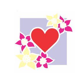14x14-Simples---Moldura-Flor-e-Coracao---OPA2437