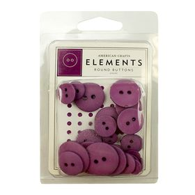 82137-american-crafts-elements-round-buttons-grape-1