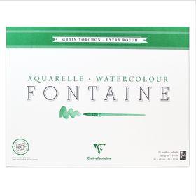 Aquarelle-watercolour-fontaine-36x48