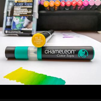Canetas Chameleon