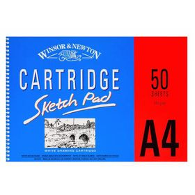 Winsor---Newton-A4-50-Sheets-Cartridge-