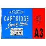 cartridge-skecth-pad-winsor-newton-A3-50-folhas
