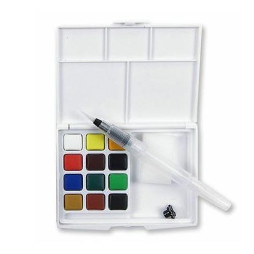 Estojo-de-Aquarela-em-pastilha-Sakura-com-12-cores