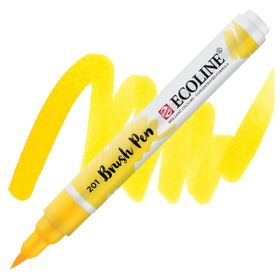 brush-pen-ecoline-talens-201-LIGHT-YELLOW
