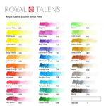 brush-pen-ecoline-talens--tabela-de-cores