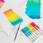 brush-pen-ecoline-talens-como-usar