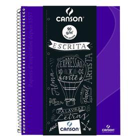 caderno_canson_pautado_80flhs_-A4_90GM2_ULTRA-VIOLETA
