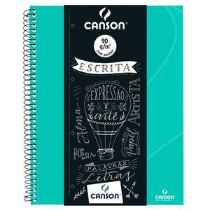 caderno_canson_pautado_80flhs_-A4_90GM2_verde_tifany-1-