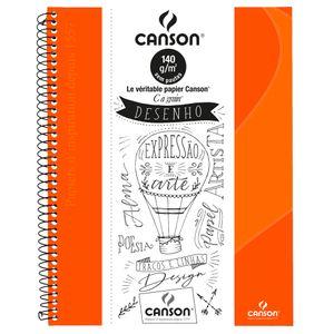 caderno_canson_sem_pauta_80flhs_-A4_140GM2_LARANJA
