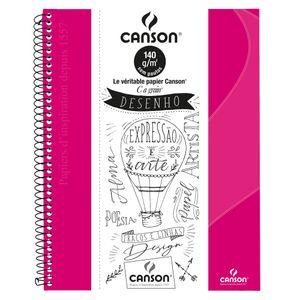 caderno_canson_sem_pauta_80flhs_-A4_140GM2_ROSA-PINK