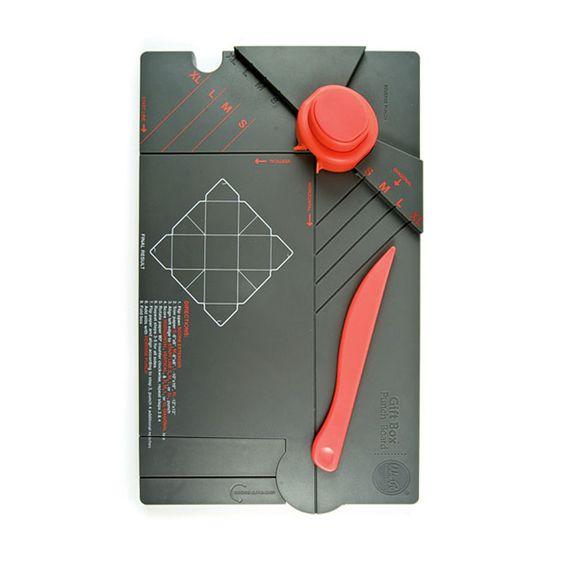 71334---Ferramenta-para-Corte-e-Vinco-Caixas-de-Presente---We-R-Memory-Keepers---Gift-Box-Punch-Board-1