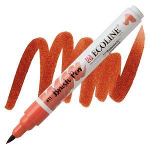 brush-pen-ecoline-talens-411-burnt-siena