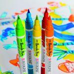 brush-pen-ecoline-talens-canetas-e-suas-cores-variadas-3