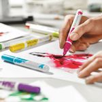 brush-pen-ecoline-talens-canetas-e-suas-cores-
