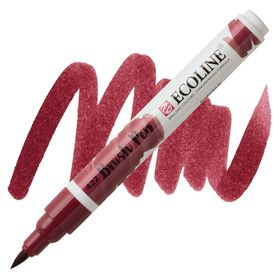 brush-pen-ecoline-talens-422-red-brown