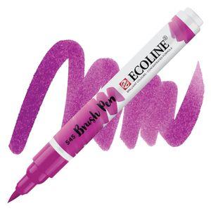 brush-pen-ecoline-talens-545-red-violet