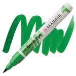 brush-pen-ecoline-talens-656-forest-green