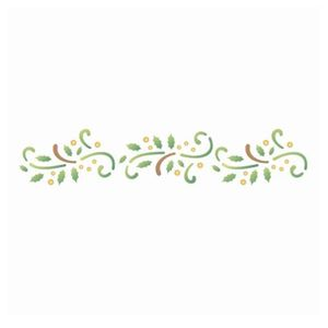 Stencil-de-Acetato-para-Pintura-OPA-6-x-30-cm–1104-Flor-Natalina