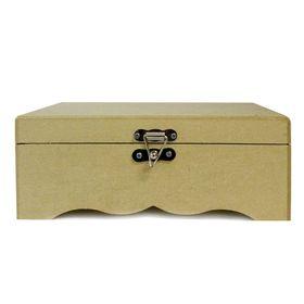 caixa-trabalhada-com-fecho-e-dobradicas-MDF-Madeira-Crua-Tamanho-225-x-13-x-09-cm-1-