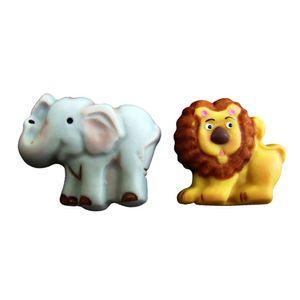 1377---Elefante-e-leao---B