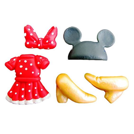 1371---Miniaturas-da-Minnie