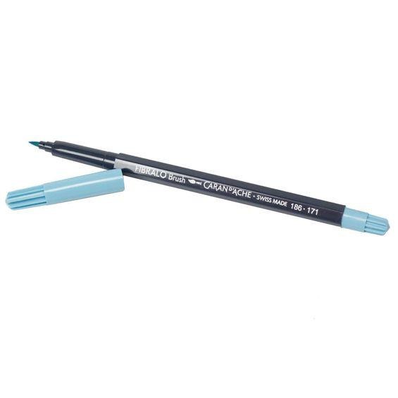 Caneta-Aquarelavel-Fibralo-Brush-CarandAche-Azul-Claro-171