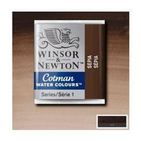 Tinta-Aquarela-Pastilha-Cotman-Winsor---Newton-Sepia-609-1-