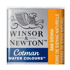 Tinta-Aquarela-Pastilha-Cotman-Winsor---Newton-552-Raw-Siena