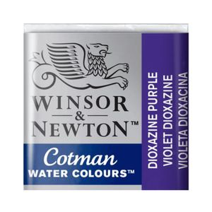 Tinta-Aquarela-Pastilha-Cotman-Winsor---Newton-231-Dioxazine-Violet