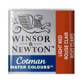 Tinta-Aquarela-Pastilha-Cotman-Winsor---Newton-light-red-362