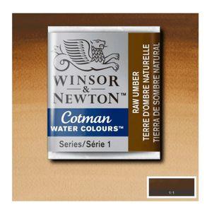 Tinta-Aquarela-Pastilha-Cotman-Winsor---Newton-554-Raw-Umber-1-