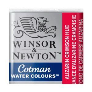 Tinta-Aquarela-Pastilha-Cotman-Winsor---Newton-Alizarin-Crimson-Hue-003