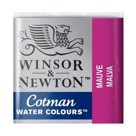 Tinta-Aquarela-Pastilha-Cotman-Winsor---Newton-Mauve-398