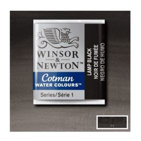 Tinta-Aquarela-Pastilha-Cotman-Winsor---Newton-337-Lamp-Black-1-