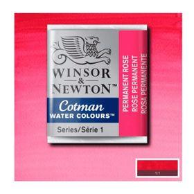Tinta-Aquarela-Pastilha-Cotman-Winsor---Newton-502-Permanent-Rose-1-
