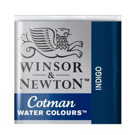 Tinta-Aquarela-Pastilha-Cotman-Winsor---Newton-322-Indigo