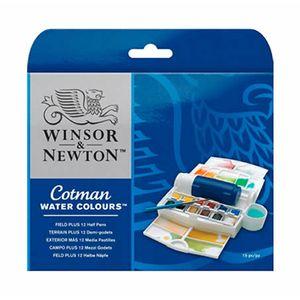 Estojo-com-Pastilha-Aquarela-com-12-cores-Cotman-Winsor---Newton-Field-Plus-com-15-Pecas-2-