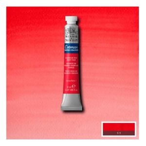 Tinta-Aquarela-Cotman-Winsor---Newton-Tubo-8ml-Cadmium-Red-Deep-Hue-098-1-