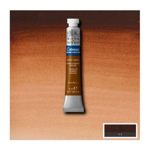 Tinta-Aquarela-Cotman-Winsor---Newton-Tubo-8ml-Burnt-Umber-076-1-