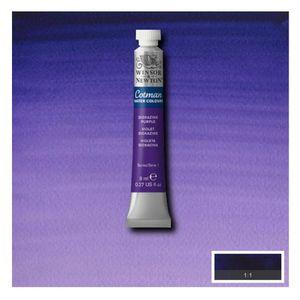 Tinta-Aquarela-Cotman-Winsor---Newton-Tubo-8ml-Dioxazine-Violet-231-1-