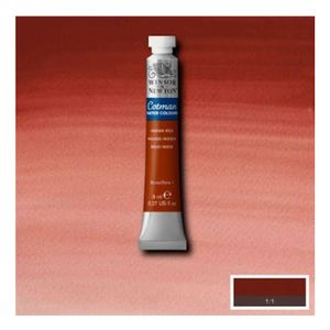 Tinta-Aquarela-Cotman-Winsor---Newton-Tubo-8ml-Indian-Red-317-1-