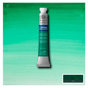 Tinta-Aquarela-Cotman-Winsor---Newton-Tubo-8ml-Intense-Green-329-1-