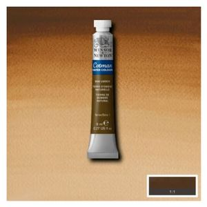 Tinta-Aquarela-Cotman-Winsor---Newton-Tubo-8ml-Raw-Umber-554-1-