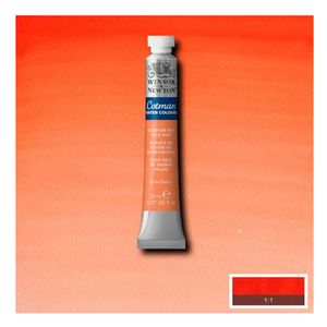 Tinta-Aquarela-Cotman-Winsor---Newton-Tubo-8ml-Cadmium-Red-Pale-Hue-103-1-