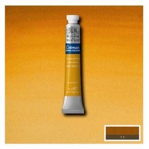 Tinta-Aquarela-Cotman-Winsor---Newton-Tubo-8ml-Yellow-Ochre-744-1-